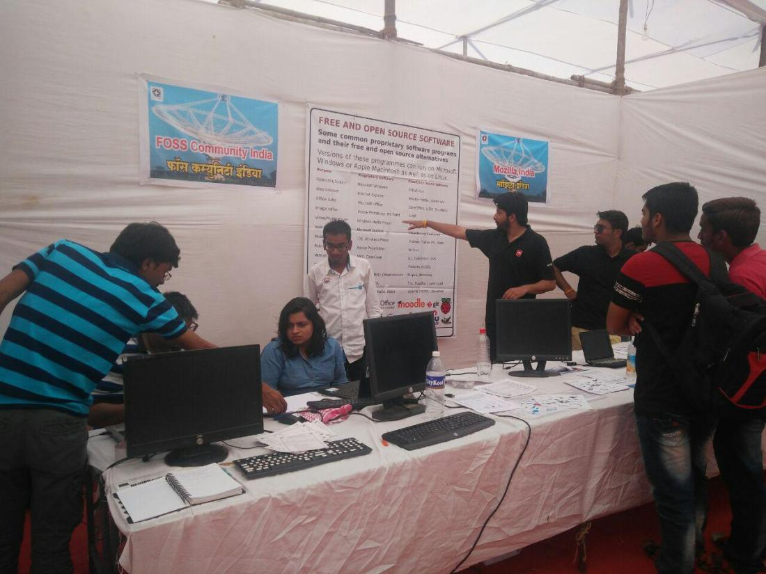 Science Day celebrations at GMRT